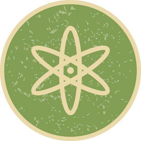 Vector Atom Icon