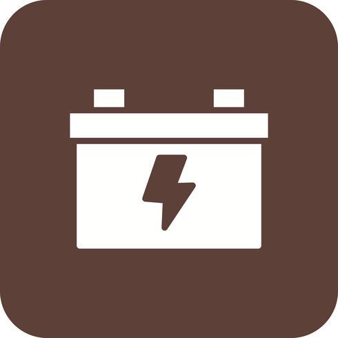Vector batterijpictogram