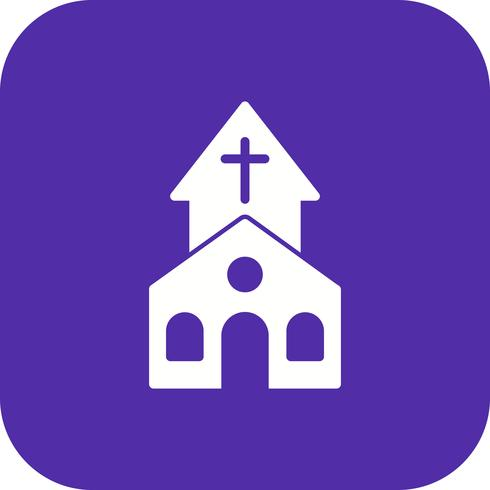 Kyrkvektor Ikon