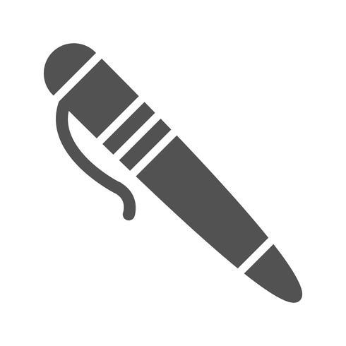 Vektor-Stift-Symbol