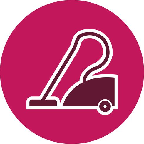 Vacuum cleaner Vector Icon