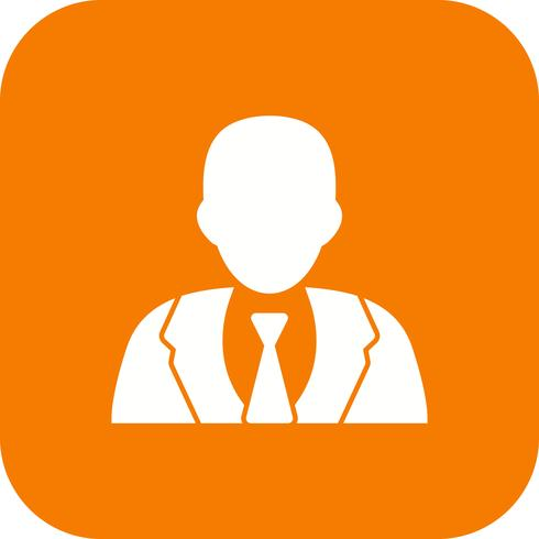 Geschäftsmann Vector Icon