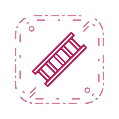 Ladder Vector Icon