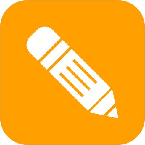 Vektor-Bleistift-Symbol