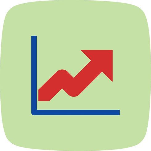 Growth Vector Icon