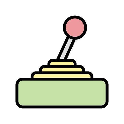 Game pad vektor ikon