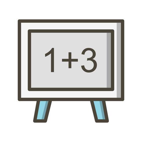 Icono de matematicas vectoriales