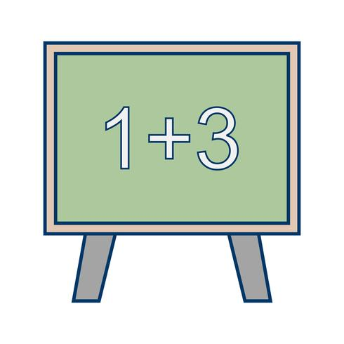 Vector Mathematics Icon
