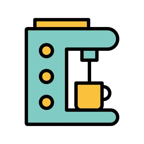 Coffee Maker Vector Icon