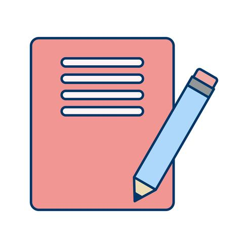 Vector Notes Icon