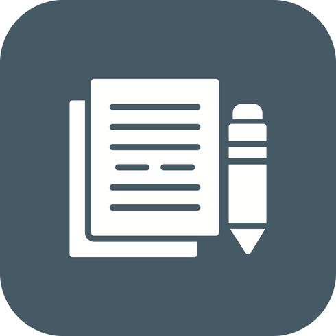 Documentation Vector Icon