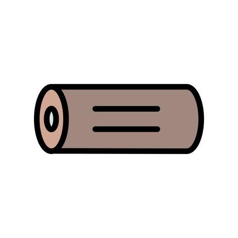 Wood Vector Icon