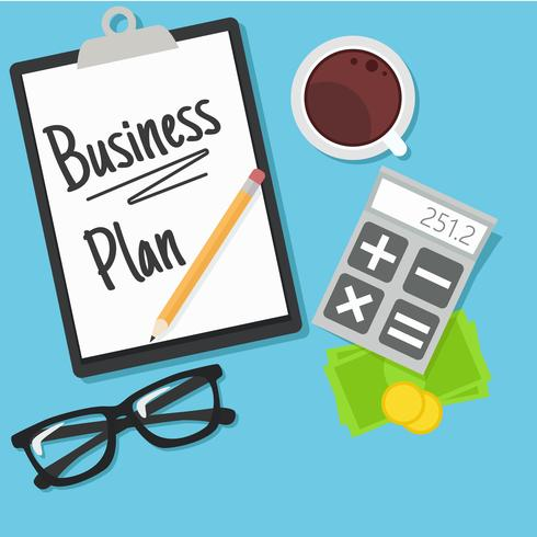 Business planning banner