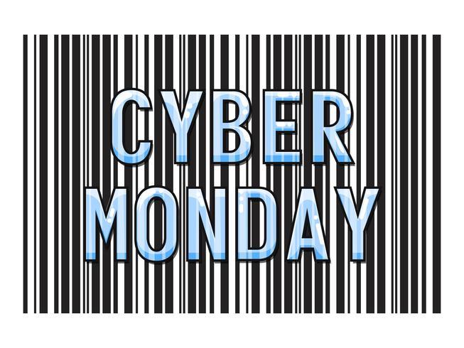 Cyber Monday Jour de réduction dans les magasins en ligne