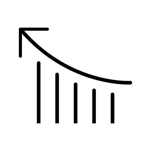 icône de vecteur de performance
