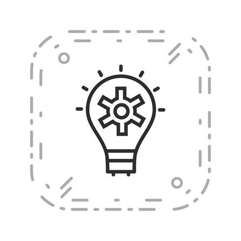 Icona di vettore di strategia