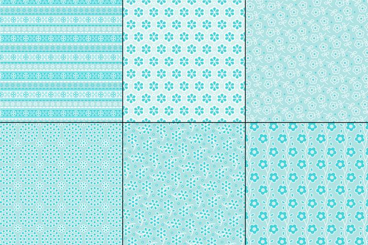 light blue eyelet embroidery patterns
