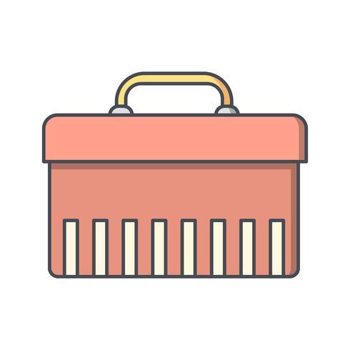 Verktygslåda Vector Icon