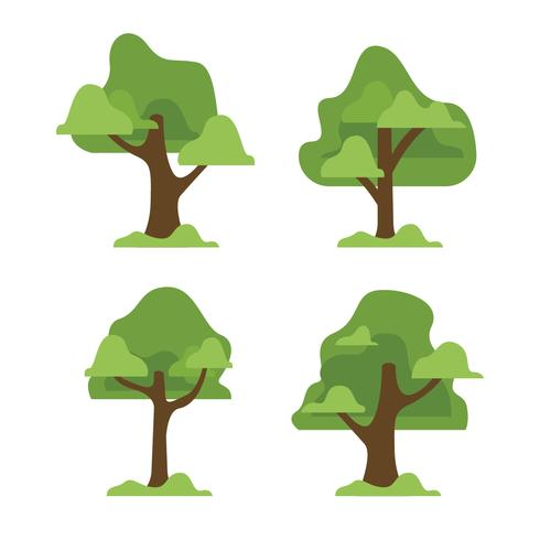Baum Clipart Abbildung