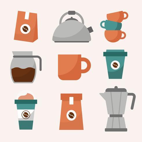 Clipart de arte de café