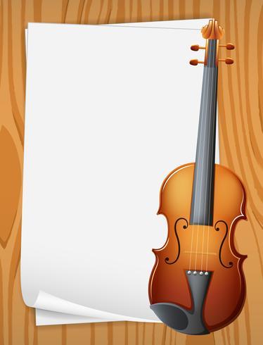 Violine-Banner