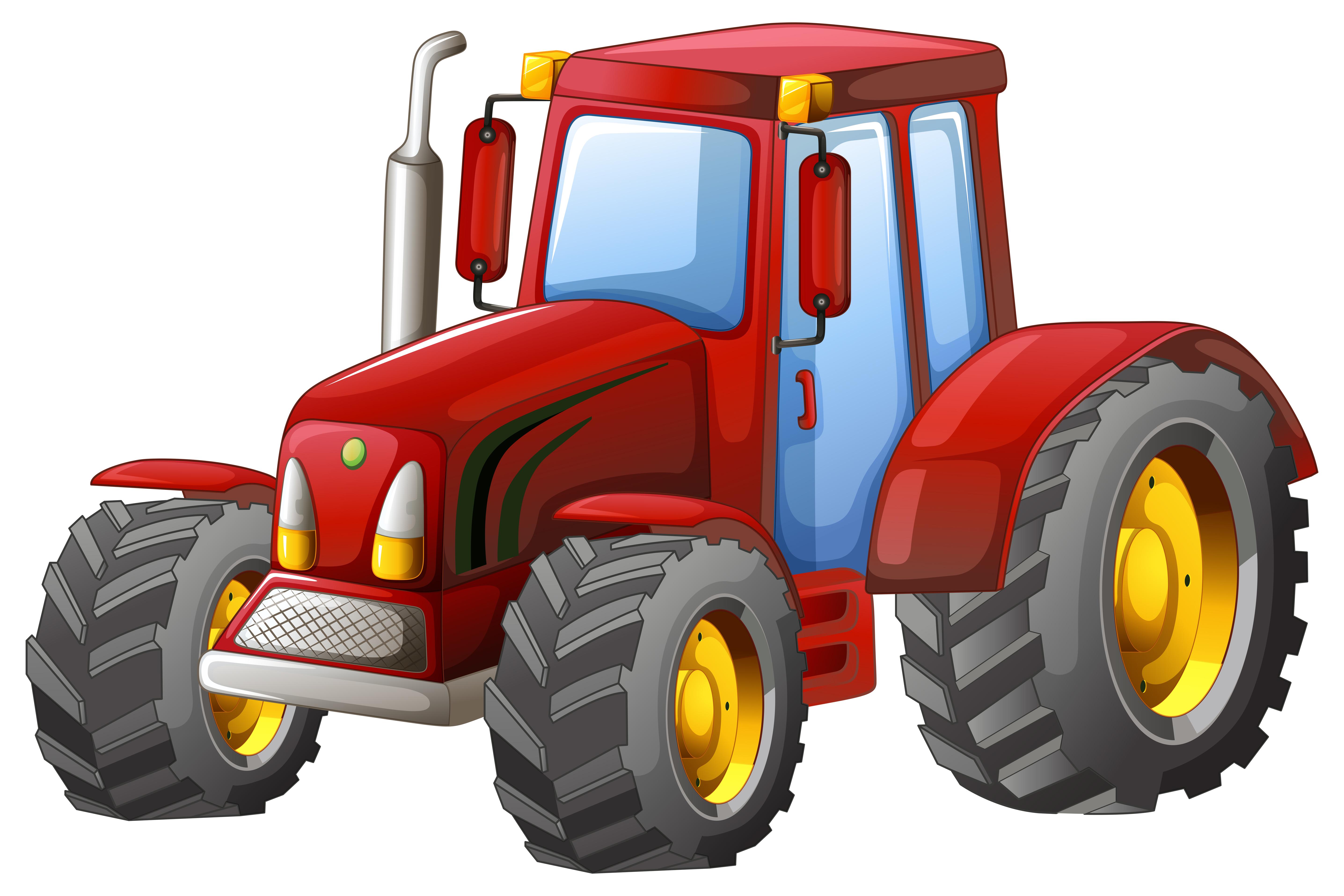 Tracteur Telecharger Vectoriel Gratuit Clipart Graphique