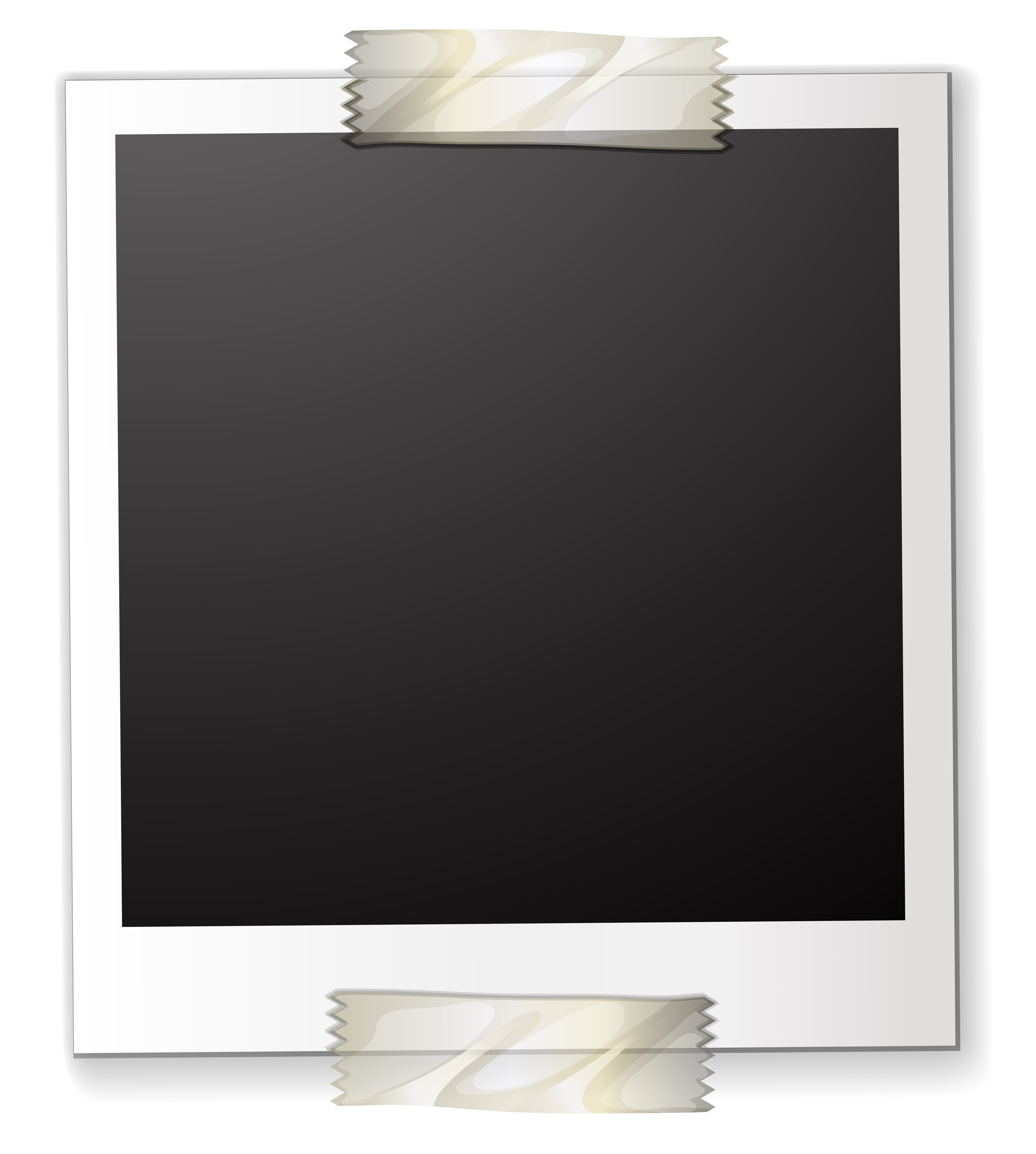 A Polaroid Attached To A Piece Of Paper Download Free