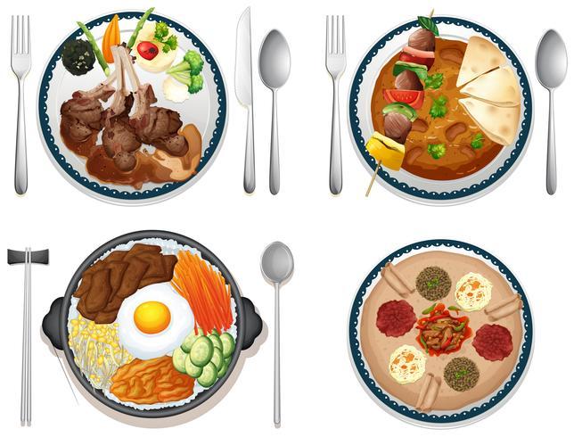 Nourriture internationale