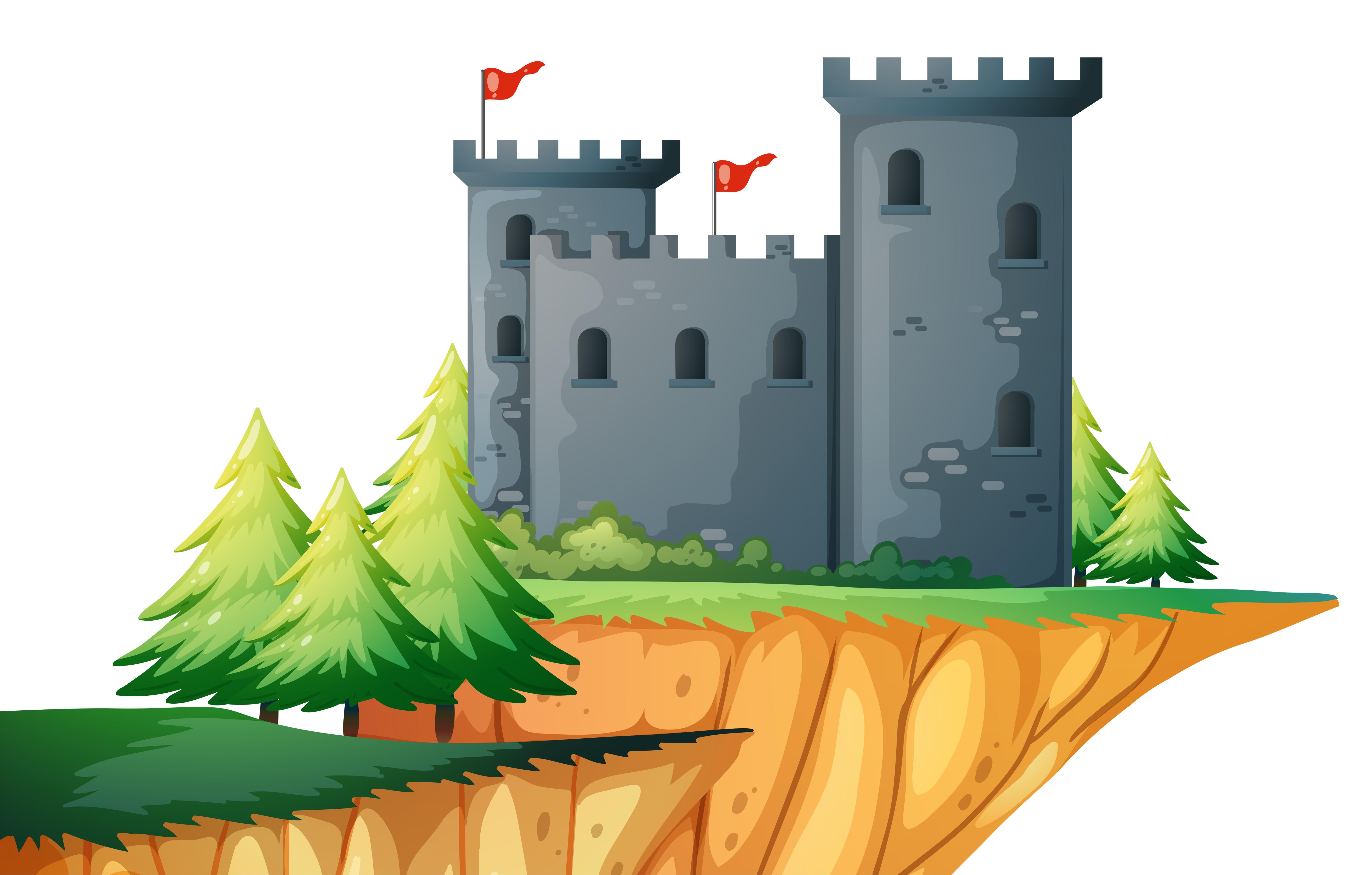 城堡卡通 免費下載   天天瘋後製