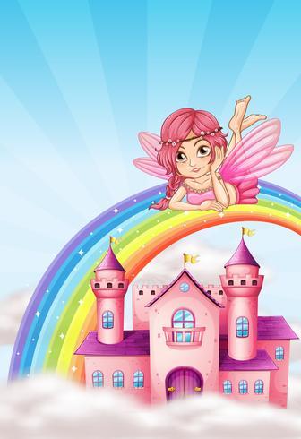 Une fée au château