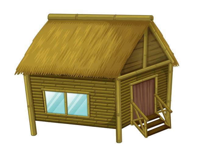 Isolerad hytt