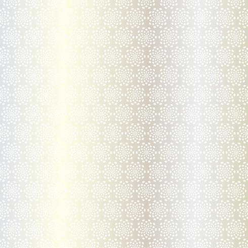 starburst astratto bianco argento