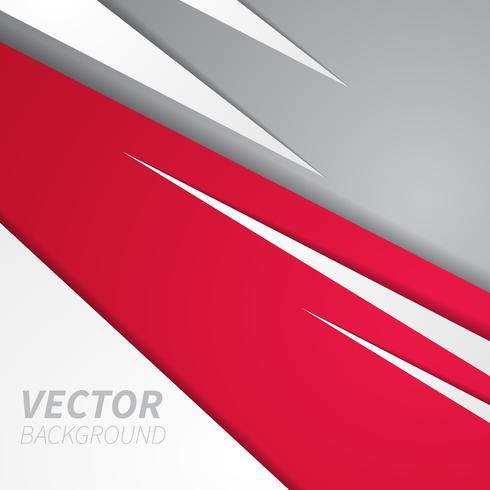 Roter und grauer Hintergrund
