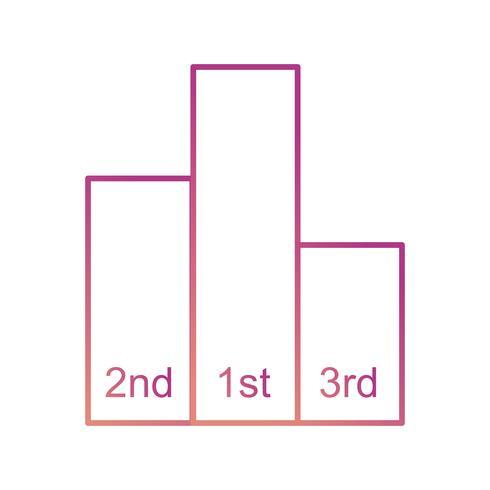 Leaderboards Vector Icon