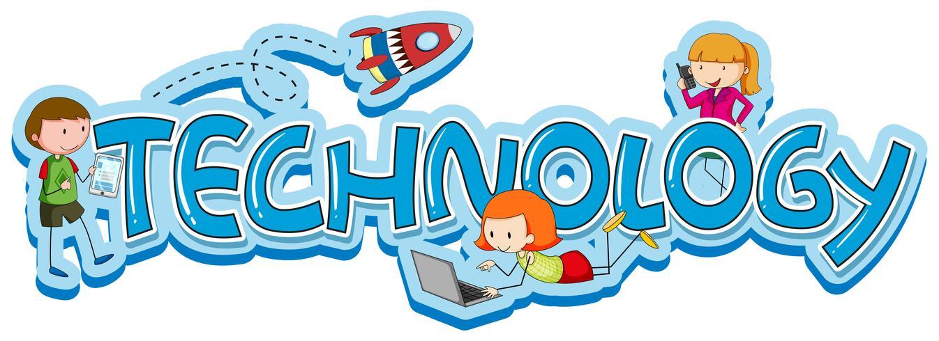 Word design per la tecnologia
