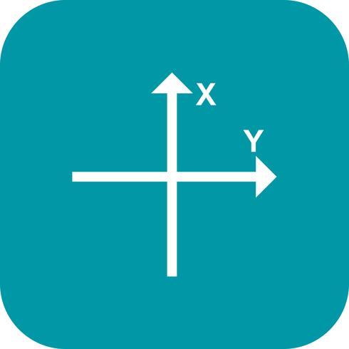 Axis Vector Icon
