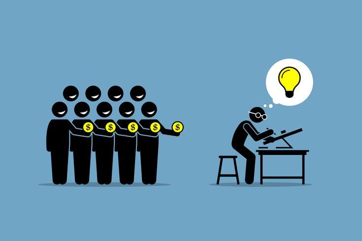 Crowdfunding o crowdfunding.