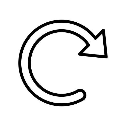 Line Black Icon