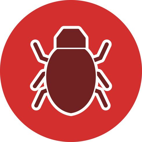 Bug Vector Icon