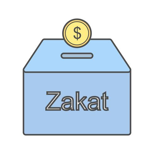 Zakat Vector Icon