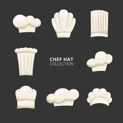 Chef sombrero Vector