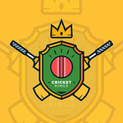 cricketlogo vektor