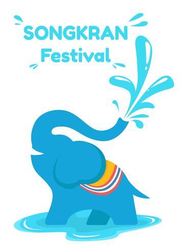 Tolles Songkran Festival