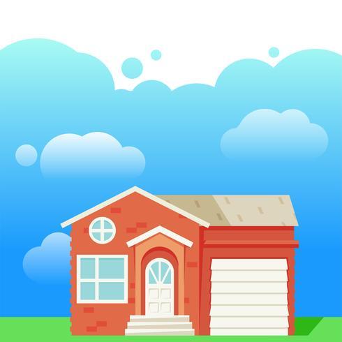 Troca de dinheiro pelas chaves da casa. Imobiliária. Mão com pagamento em dinheiro. ilustração plana