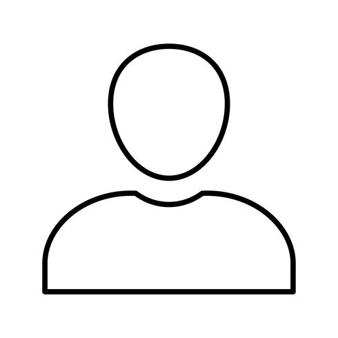 "Admin-Rollen Symbol ""Line Black"""