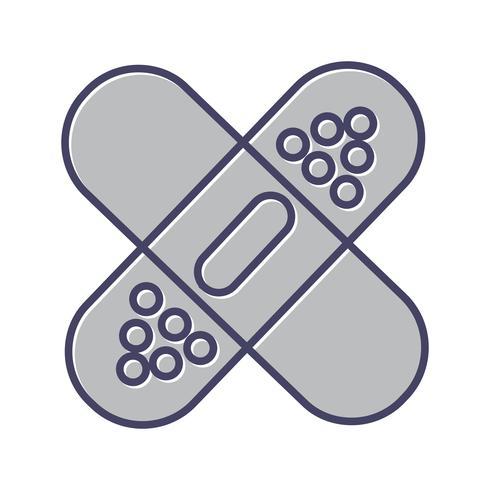 Icono de línea llena