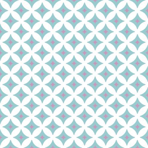 Abstract Seamless Pattern géométrique rétro