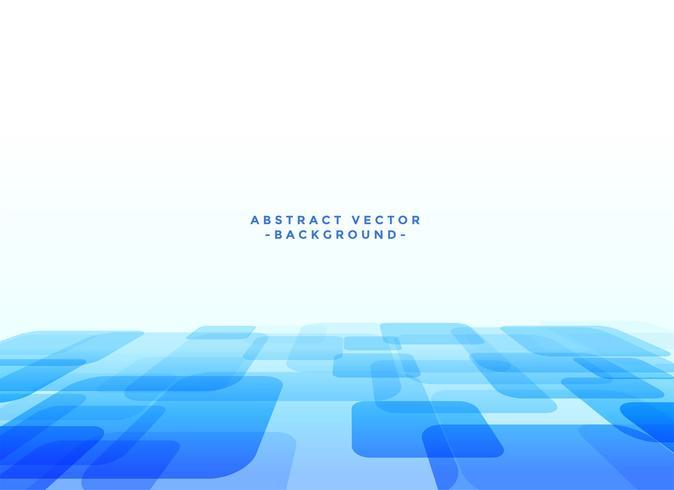 abstracte techno slyle blauwe achtergrond