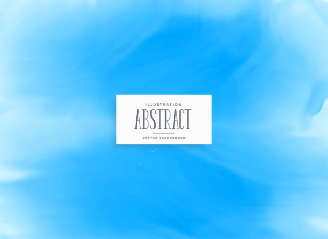 blaue Aquarellbeschaffenheitshintergrundauslegung