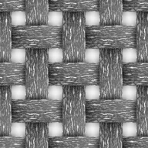 Monochromes abstract seamless background on vector art.